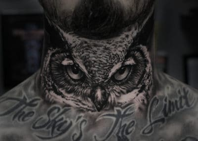 IMG_0946 Robin Labreche Tattoo FYT Cartridges Owl Neck Square