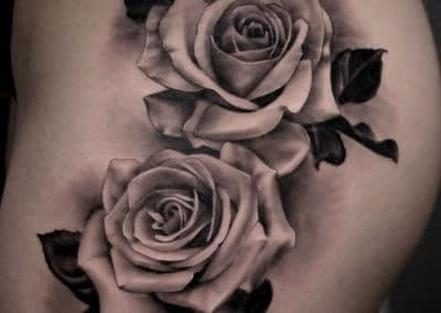 New IMG_6598 Robin Labreche Tattoo Roses